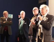 ROSSELLINI E MORENO AL 36 ° TORINO FILM FESTIVAL