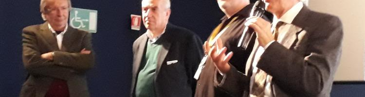 ROSSELLINI AND MORENO AT 36°TORINO FILM FESTIVAL